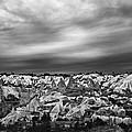 Thunderous Morning Over Cappadocia by Kantilal Patel