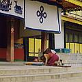 Tibet Prayer 1 by First Star Art