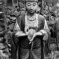 Tibetan Buddha by Karon Melillo DeVega