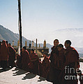 Tibetan Monks 2 by First Star Art