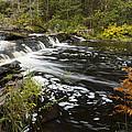 Tidga Creek Falls 1 by John Brueske
