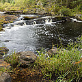 Tidga Creek Falls 2 by John Brueske