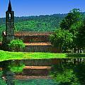 Tiglieto The Old Abbey - La Vecchia Abbazia Cistercense by Enrico Pelos