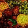 Tiled Fruit  by Mauro Celotti