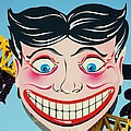 Tillie The Clown Of Coney Island by Rob Hans