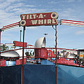Tilt A Whirl Ride by Kym Backland