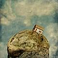 Tilted House by Sonya Kanelstrand