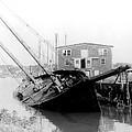 Tilting Boat At Gloucester by Everett