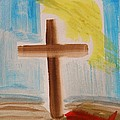 Tim Tebow's Cross-easter Monday by Mary Carol Williams
