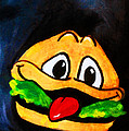 Time For A Happy Burger by Steve Taylor