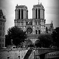 Timeless Notre Dame by Carol Groenen