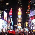 Times Square by Marcel Van Gemert