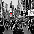 Times Square New York Toc by David Dehner