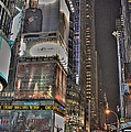 Times Square by William Fields