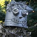 Tinman Scarecrow by Susan Herber