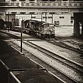 Tinted Train by Sheri Bartoszek