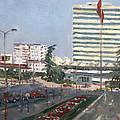 Tirana by Ylli Haruni
