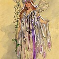 Titania Queen Of The Fairies A Midsummer Night's Dream by C Wilhelm