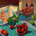 Titian Still Life  by Doris  Lane Grey