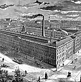 Tobacco Factory, 1876 by Granger