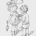 Toddlers 4 by Alex Rahav