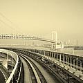 Tokyo Metro Ride by Naxart Studio