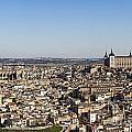 Toledo Cityscape by John Greim