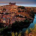 Toledo Spain by Harry Spitz