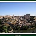 Toledo Spain by John Shiron