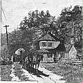 Toll Gate, 1879 by Granger