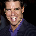 Tom Cruise At The Premiere by Everett