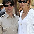 Tom Cruise Wearing Ray-ban Sunglasses by Everett