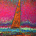 Tom Ray's Sailboat 3 by First Star Art