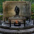 Tomb Of The Unknown Revolutionary War Soldier II - George Washington  by Lee Dos Santos