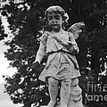Tombstone Angel Bw by J M Lister