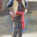 Tombstone Cowboy by Carole Haslock