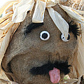 Tongue  Tie Scarecrow Affair by Susan Herber