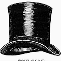 Top Hat, 1900 by Granger