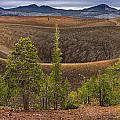Top Of Cinder Cone by Greg Nyquist