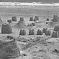 Topsail Island Sandcastle by Betsy Knapp