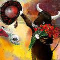 Toro Bravo by Miki De Goodaboom