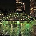 Toronto City Hall At Night by Alfred Ng