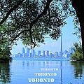 Toronto Harbour Poster by Ian  MacDonald