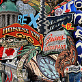 Toronto Pop Art Montage by Andrew Fare
