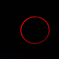 Totality During Annular Solar Eclipse by Phillip Jones