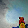 Totem 3 by Lenore Senior