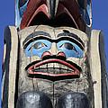 Totem Pole 8 by Bob Christopher