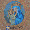 Totvs Tvvs - Jesus And Mary by Bill Cannon