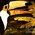 Toucan Gone Bananas by Evelyn Froisland
