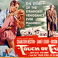 Touch Of Evil, Charlton Heston, Janet by Everett